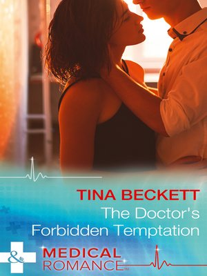 cover image of The Doctor's Forbidden Temptation