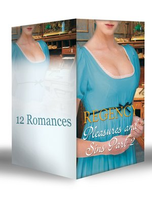 cover image of Regency 2011 Collection: Volumes 7-12