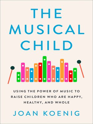 cover image of The Musical Child