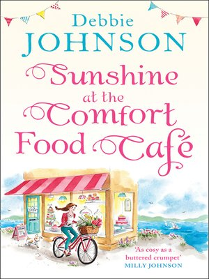 cover image of Sunshine at the Comfort Food Cafe