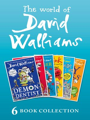 cover image of The World of David Walliams