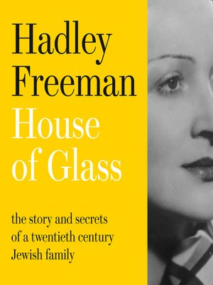 cover image of House of Glass