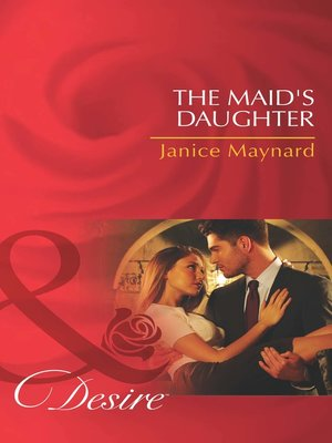 cover image of The Maid's Daughter