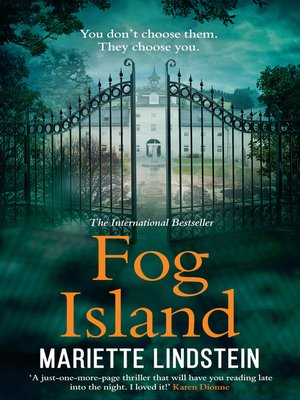 cover image of Fog Island