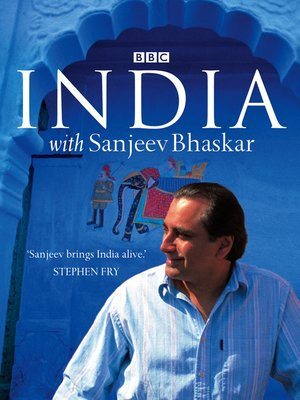 cover image of India with Sanjeev Bhaskar