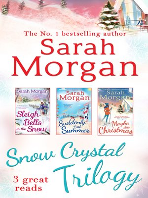 cover image of Snow Crystal Trilogy