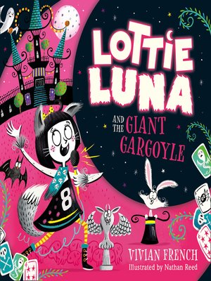 cover image of Lottie Luna and the Giant Gargoyle