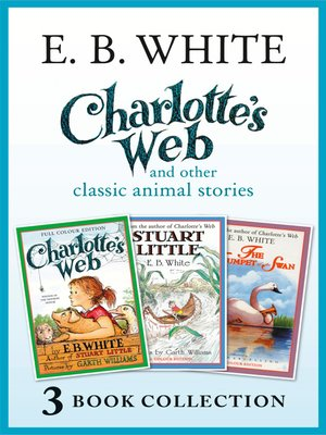 cover image of Charlotte's Web and other classic animal stories