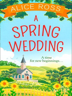 cover image of A Spring Wedding