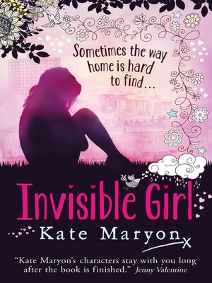 cover image of Invisible Girl