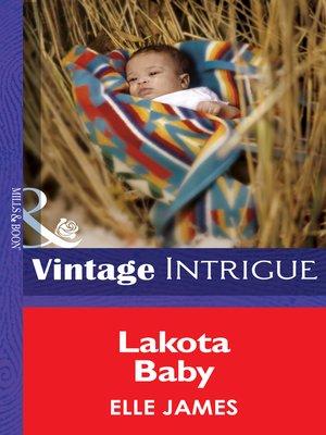 cover image of Lakota Baby