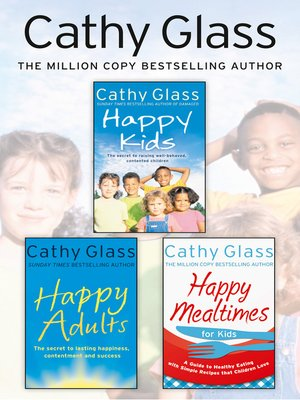 cover image of Cathy Glass 3-Book Self-Help Collection