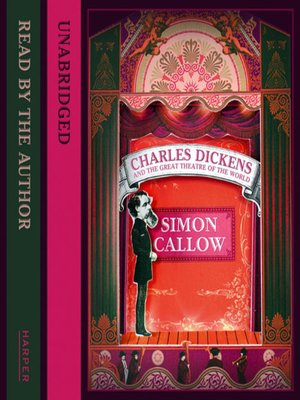 cover image of Charles Dickens and the Great Theatre of the World