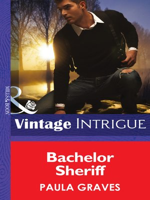 cover image of Bachelor Sheriff
