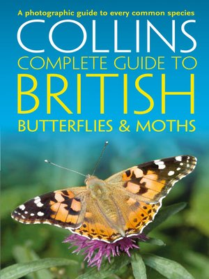 cover image of British Butterflies and Moths