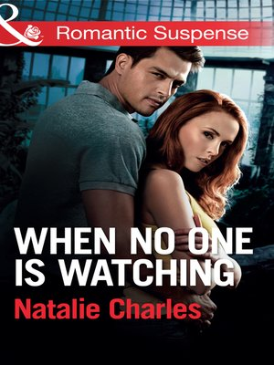 cover image of When No One Is Watching