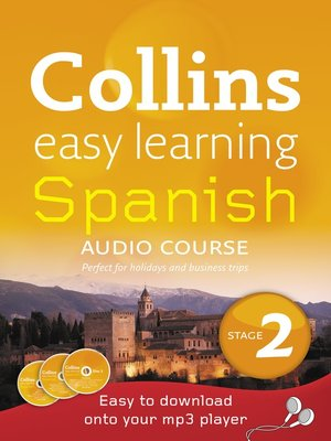 cover image of Easy Learning Spanish Audio Course – Stage 2