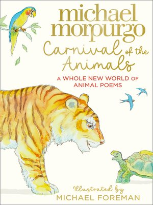 cover image of Carnival of the Animals