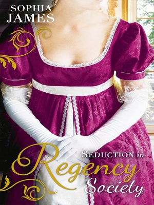 cover image of Seduction in Regency Society