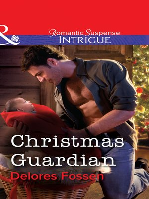 cover image of Christmas Guardian