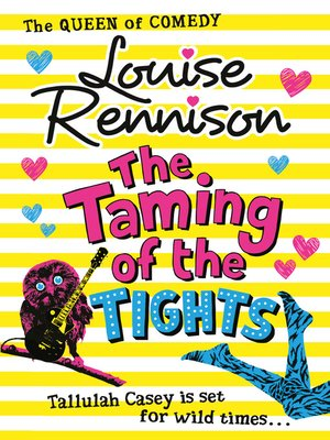 cover image of The Taming of the Tights
