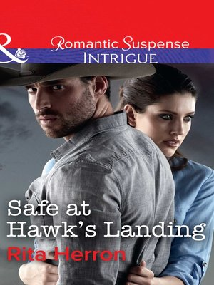 cover image of Safe At Hawk's Landing