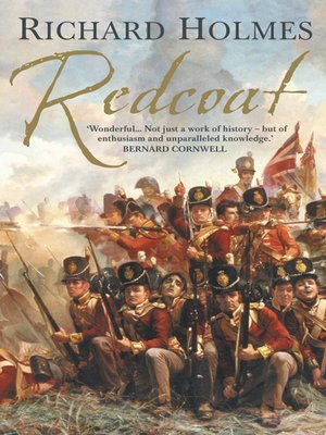 cover image of Redcoat