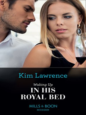 cover image of Waking Up In His Royal Bed