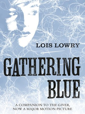 cover image of Gathering Blue