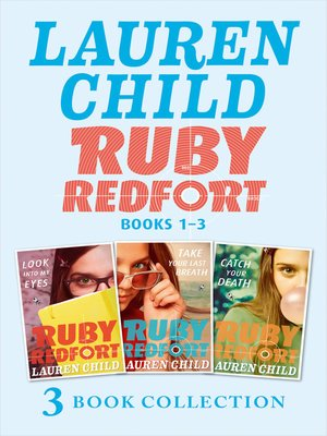 cover image of Ruby Redfort