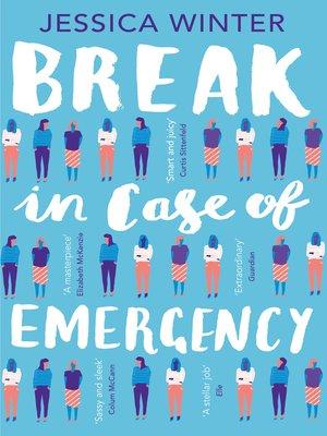 cover image of Break in Case of Emergency
