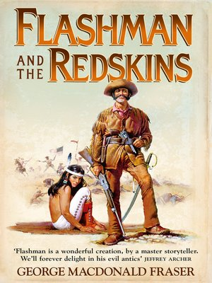 cover image of Flashman and the Redskins