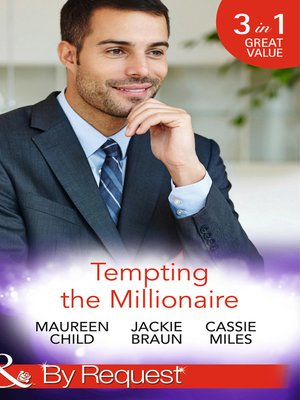 cover image of Tempting the Millionaire