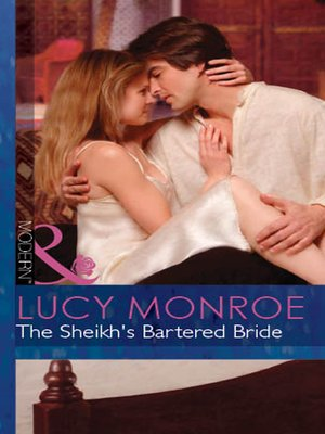 cover image of The Sheikh's Bartered Bride