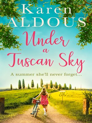 cover image of Under a Tuscan Sky