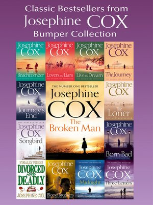cover image of Classic Bestsellers from Josephine Cox
