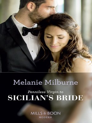 cover image of Penniless Virgin to Sicilian's Bride