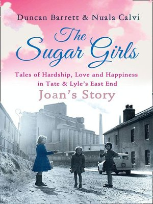 cover image of The Sugar Girls--Joan's Story