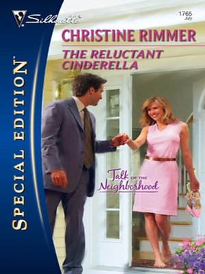 cover image of The Reluctant Cinderella