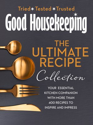 cover image of The Good Housekeeping Ultimate Collection