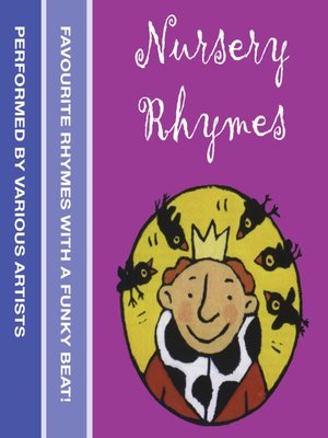cover image of Collins Nursery Rhymes