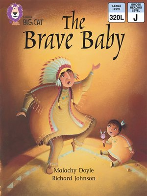 cover image of Collins Big Cat – the Brave Baby