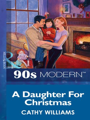 cover image of A Daughter for Christmas
