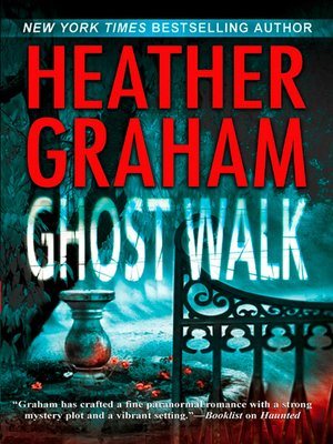 cover image of Ghost Walk