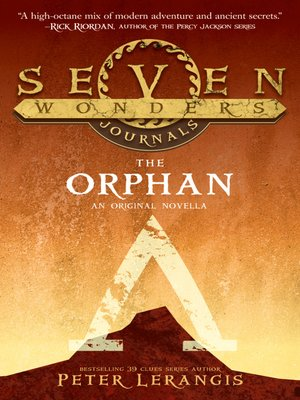 cover image of The Orphan