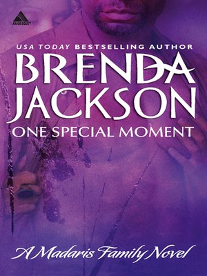 cover image of One Special Moment