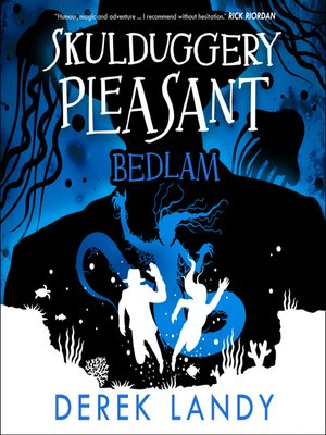 cover image of Bedlam