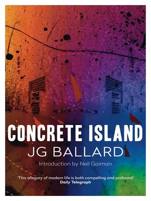 cover image of Concrete Island