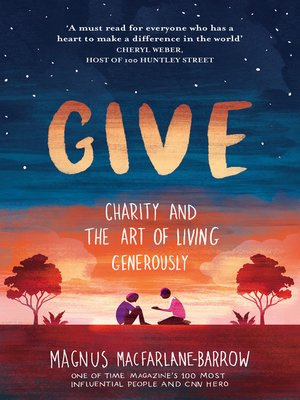 cover image of Give