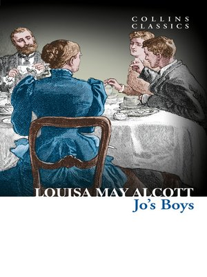cover image of Jo's Boys (Collins Classics)